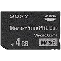 Sony 4GB Memory Stick - PRO Duo Card - MSMT4GN