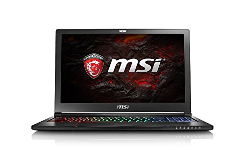 MSI GS63VR-6RFAC16H22 Stealth PRO Notebook