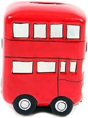 Hamleys London Bus Money Bank