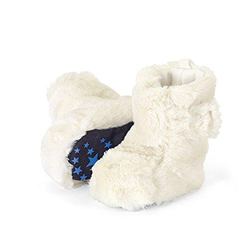 Sterntaler 5101613 - Baby Winterschuhe Plüsch beige Gr. 15/16 - 21/22 (17/18) ywtr488dK