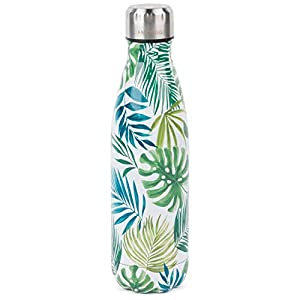 Cambridge CM06512 Polynesia Thermoflasche, 500 ml, Edelstahl