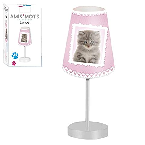 Lampe Chat - Collection AMIS