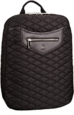 Knomo Womens Backpack 18-400-BLB Black/Black