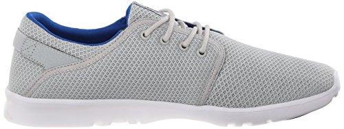 Etnies  Scout, Sneakers Basses homme Gris - Grau (373/GREY/WHITE/ROYAL)