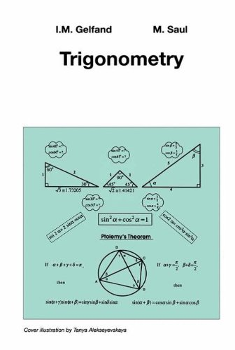 Trigonometry (Gelfand Mathematical Seminar Series) par I.M. Gelfand