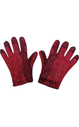 Rubie 's Offizielles Spiderman-Handschuhe, Kinder Kostüm–EINE (Kinder Muster Kostüme Für Spiderman)