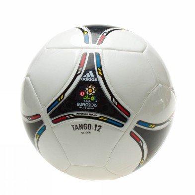 Adidas EURO 2012 Glider B2B, Größe Adidas:5 (Euro Glider Fußball-ball)