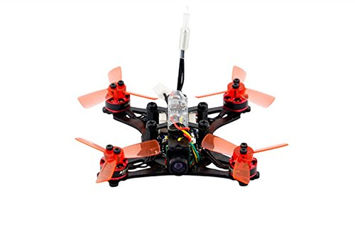 LDARC 90GT BNF Brushless FPV RC Racing Drohne Micro 4-Achsen DIY Quadcopter (No RX) (Brushless Micro Rc)