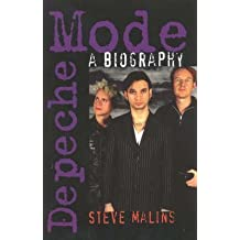 [Depeche Mode: A Biography] (By: Steve Malins) [published: June, 2001]