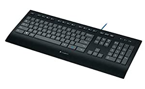 LOGITECH Comfort Keyboard K290 - Clavier filaire USB
