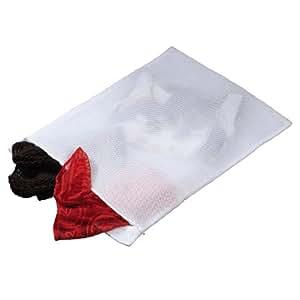 Xavax Wäschenet (Gepolstertes, feinporiges, für 3 kg, 70 x 50 cm, geeignet für empfindliche Materialien)