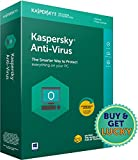 #3: Kaspersky Anti-Virus Latest Version - 1 Device, 1 Year (CD)