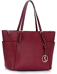 fake h hermes - Amazon.co.uk: Red - Handbags & Shoulder Bags: Shoes & Bags