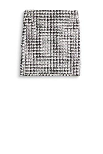 ESPRIT Collection Damen Rock Mehrfarbig (Off White 110)