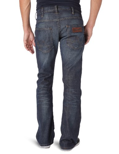 Jeans Bret Copper Canyon WRANGLER Blau (Copper Canyon)