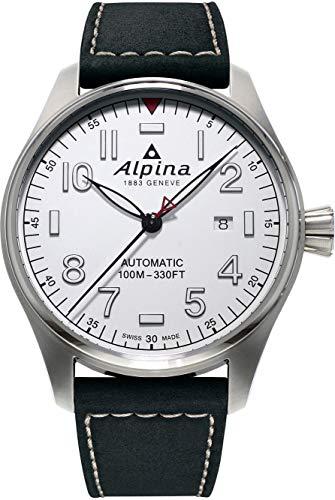 Alpina Schweizer Automatikuhr Startimer Pilot AL-525S4S6