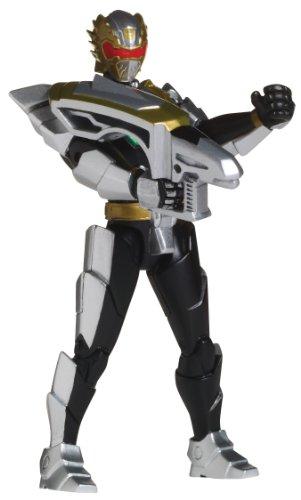 Power Rangers Megaforce Action Figure Robo Knight Power Ranger, 4 Inch