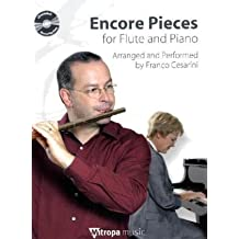 Encore Pieces for Flute and Piano, m. Audio-CD