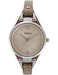 Damen-Armbanduhr Fossil ES2830