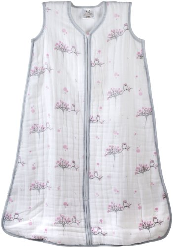 Preisvergleich Produktbild aden + anais 1036G Cozy Sleeping Bag For The Birds - Owl, M