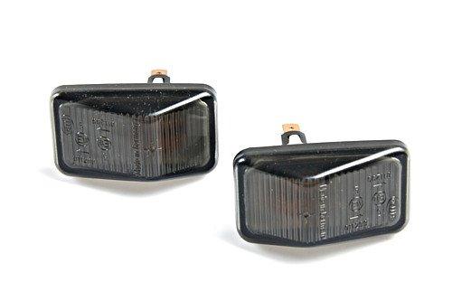 HELLA 2BM 002 652-051 Zusatzblinkleuchte, Blinklicht, seitlicher Anbau links//rechts, 12 V Hella KGaA Hueck /& Co.