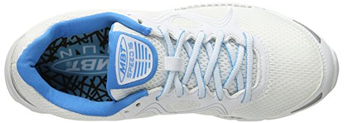 Chaussures MBT 700806-473Y SPEED BLANC Blanc