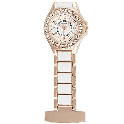 henley-mesdames-fashion-blanc-or-rose-email-lien-diamante-cristal-de-montre-gousset-hf0644
