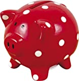 Ulysse Piggy Bank (Red)