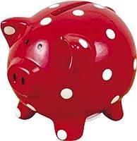Ulysse Piggy Bank (Red)