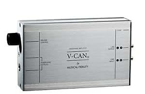 Musical Fidelity V-CAN II High End Kopfhörerverstärker Headphones Amplifier Amp