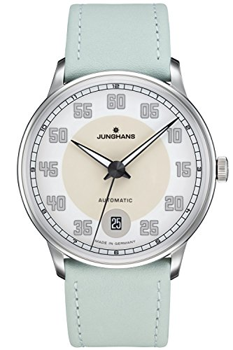Junghans Meister Driver Automatic Women's Watch Lime Green 027/4717.00