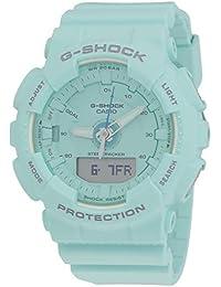 Casio G-Shock Analog-Digital S-Series Blue Dial Women's Watch - GMA-S130-2ADR (G803)