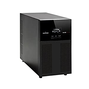 Tecnoware EVO DSP PLUS 3.0 MM HE 3000VA 4AC outlet(s) Black uninterruptible power supply (UPS) - uninterruptible power supplies (UPSs) (3000 VA, 2100 W, 208 V, 240 V, 50/60, C13 coupler)