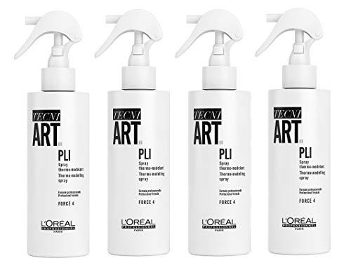 4er Pli Thermo Volumen Spray Tecni Art Loreal Professionnel 190 ml