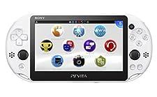 PSVita - Glacier White PlayStation Vita - Wi-fi (PCH-2000ZA22) [new] import japon