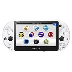 PS Vita Slim – Glacial White – Wi-fi (PCH-2000ZA22