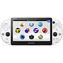 PSVita - Glacier White PlayStation Vita - Wi-fi (PCH-2000ZA22) [new] import japon