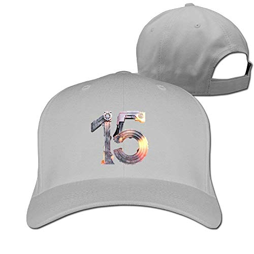 Xukmefat Baseball Caps Gear Ball-Game Star No.15 Golf Dad Hat Adult Vintage Snapbacks Cap Black XFG4771