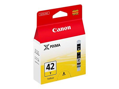 Canon CLI-42 Y original Tintenpatrone  Amarillo für Pixma Inkjet Drucker PRO100-PRO100S Canon Marine