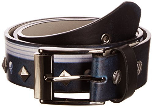 Lowlife of London Motorhead Wings On Tour Ceinture, Noir, 75 (Taille fabricant:X-Small) Homme