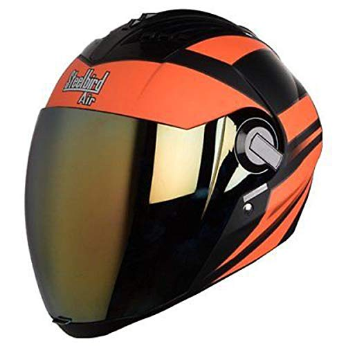 c9ecd7e7 Steelbird Multi Choice Air SBA-1 R2K Full Face Motorcycle Bike Graphics  Helmet Scooter Motorcycle