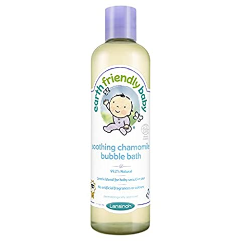Soothing Organic Chamomile Bubblebath - 300ml