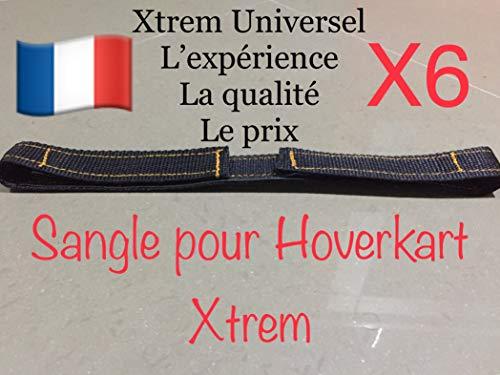 X6 Xtrem Universal Hoverkart-Gurte, für Befestigung Hover Go Kart Overkart Over Cart Hoverkart Hovercart Scratch Hoverboard