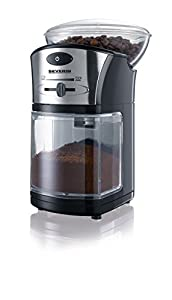 Severin Coffee Grinder Black/Silver