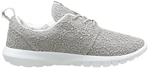 Molly Bracken Trendy, Baskets Basses Femme Gris