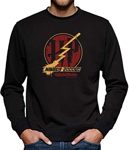 Nimbus 200 000 Sweatshirt Pullover Herren S Schwarz