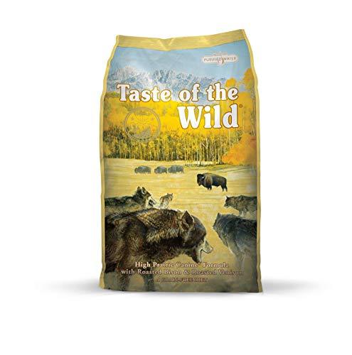Taste of the Wild Canine High Prairie Bisonte 13 Kg