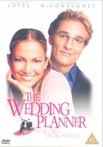 The Wedding Planner  DVD   2001