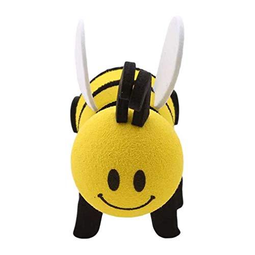 Preisvergleich Produktbild Automobile Autoantenne Topper Schöne Smiley Honey Bee Luftball Antenne Topper,  Little Bee nützlich und praktisch