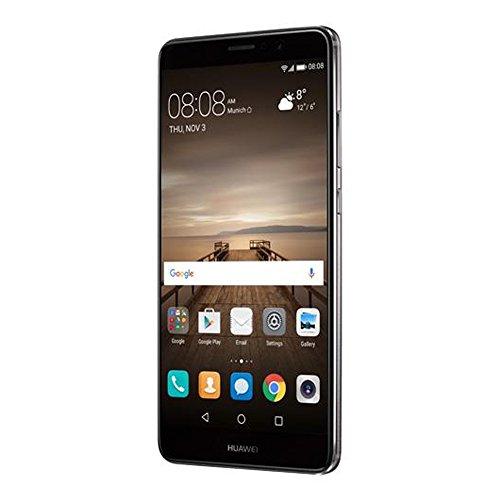 Huawei MHA-L29 Space Grey Smartphone Mate 9 Dual SIM LTE, 64GB Speicher grau